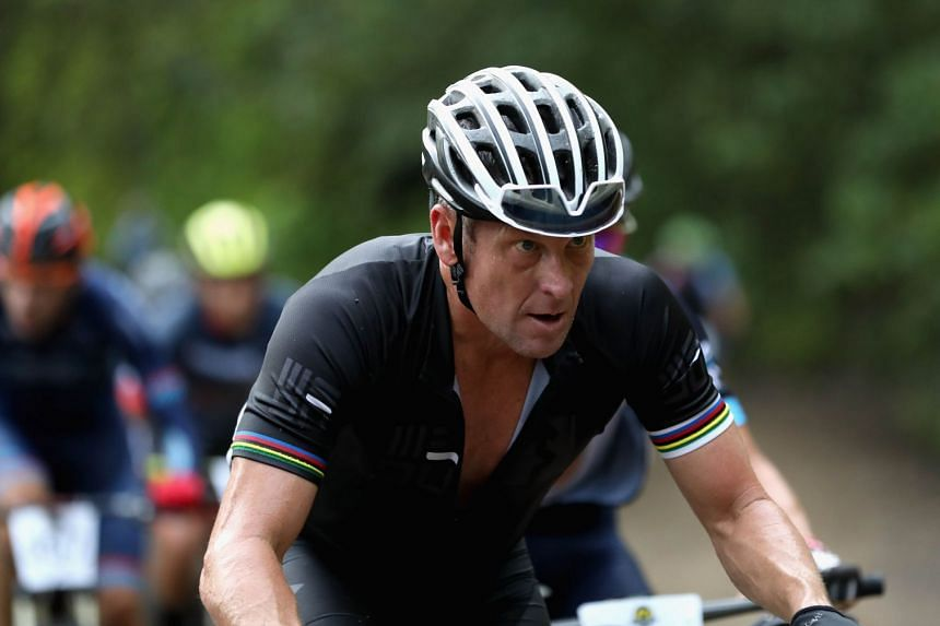 Lance Armstrong says Uber investment saved his family
