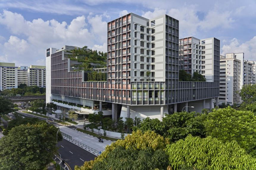 Award-winning Kampung Admiralty project attracts international attention