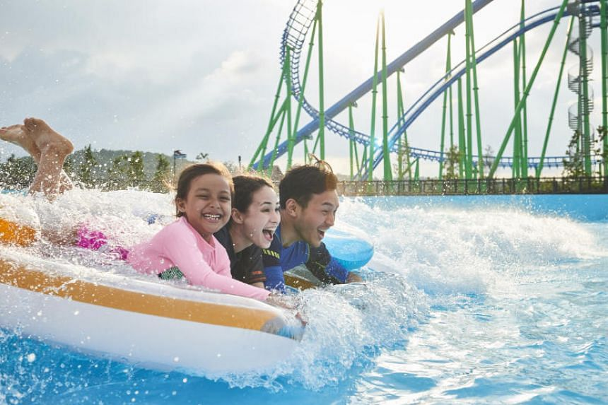 Once associated with tired beaches, Desaru is wooing visitors anew, including with the Desaru Coast Adventure Waterpark, which opened in July 2018.