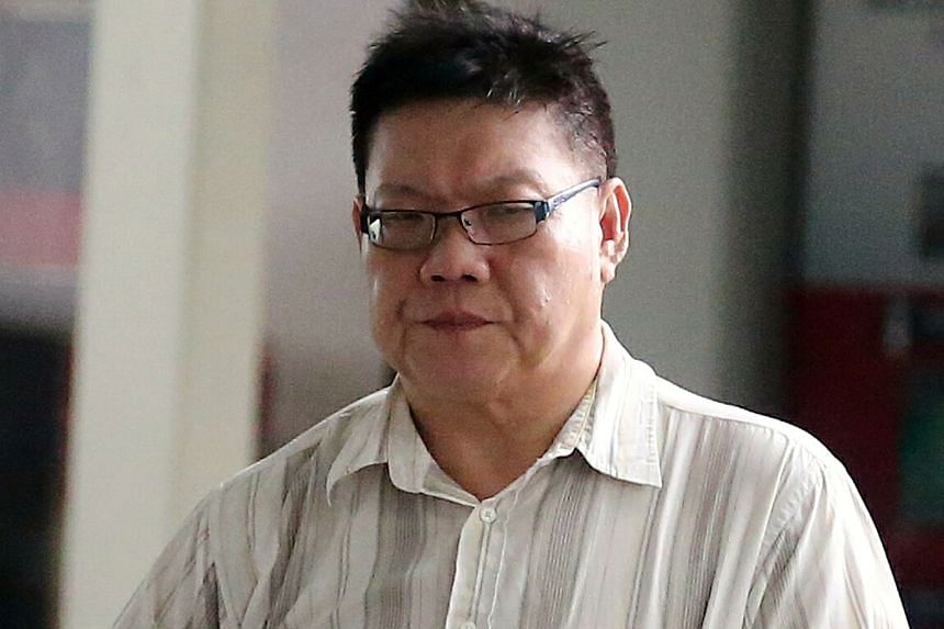 Sai Mee Chun was sentenced to six weeks' jail and disqualified from driving all classes of vehicles for five years yesterday.