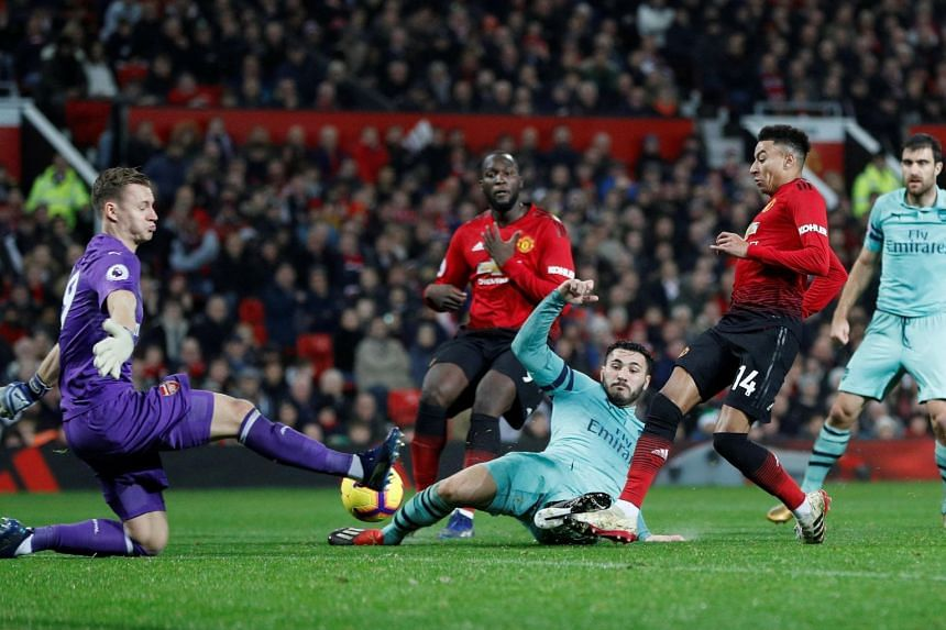 Jose Mourinho, who saw a bad error by goalkeeper David de Gea and a Marcos Rojo own goal twice hand the Gunners the lead, believes the mistakes only continued their run of self-inflicted harm.