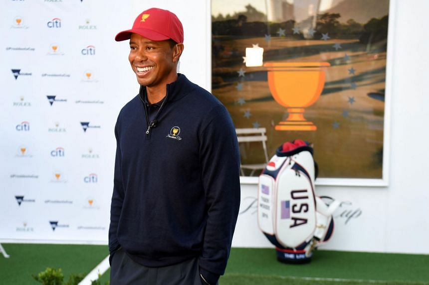 The American former world No. 1 made a successful return to golf this year after missing most of the previous two seasons through injury.