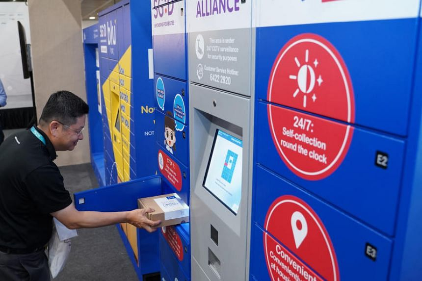 Thanks to a government-initiated parcel collection system, Locker Alliance, customers from Punggol and Bukit Panjang can now collect their purchases from lockers at their HDB blocks.