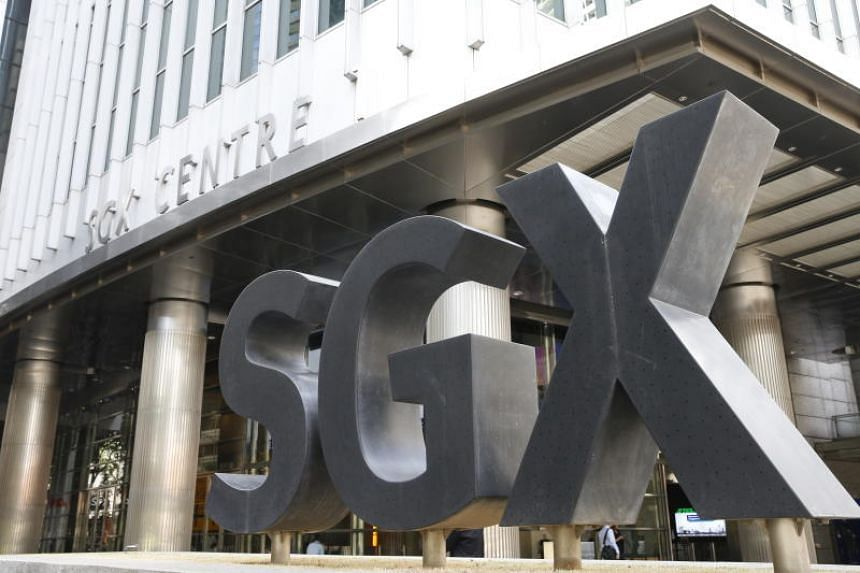 The daily average value of securities traded on the SGX in November 2018 stood at $1.03 billion, which was down 3 per cent from October's figure and 21 per cent lower from November 2017.