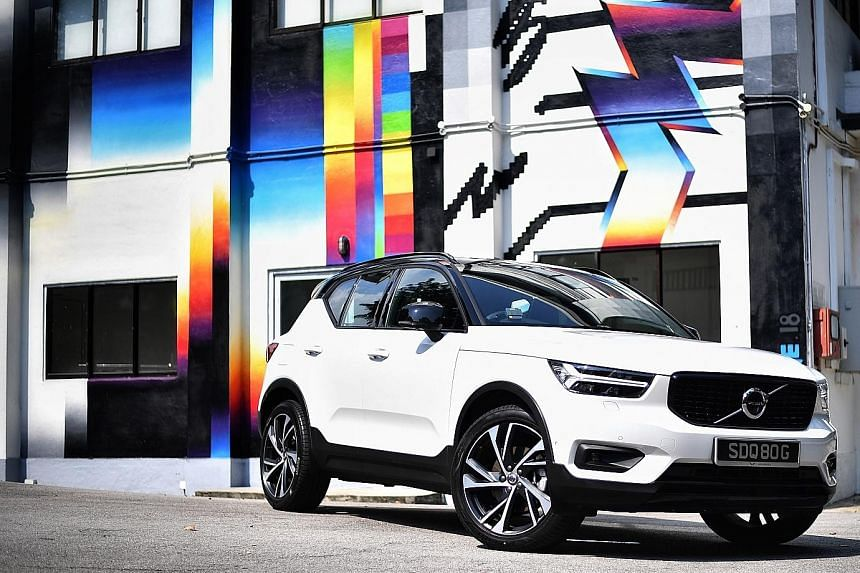 1. Volvo XC40: From Volvo's exquisitely designed line-up of SUVs, the 2-litre turbo T5 comes with all-wheel-drive, an off-road drive mode and a respectable wading depth of 450mm.