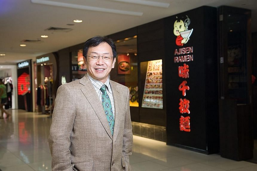 Japan Foods executive chairman and chief executive Takahashi Kenichi says he looks forward to launching both franchised and in-house brands in Thailand and China.
