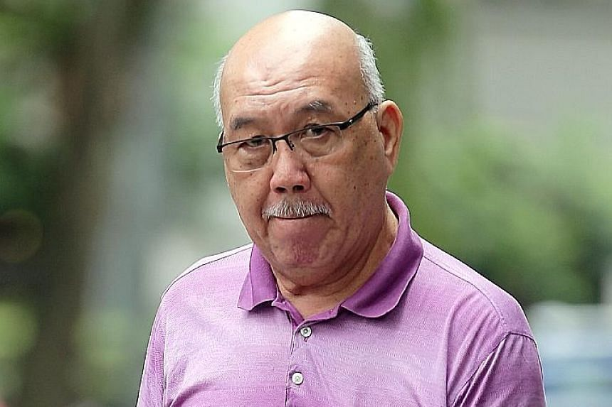 Kwa Ah Bah, 67, hit and killed a pedestrian in November last year while driving an off-service SBS Transit bus.