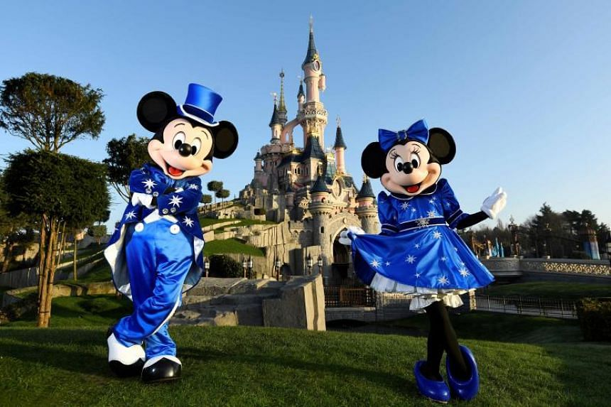 With nearly 15 million visitors per year, Disneyland Paris is the most popular private tourist destinations in Europe.