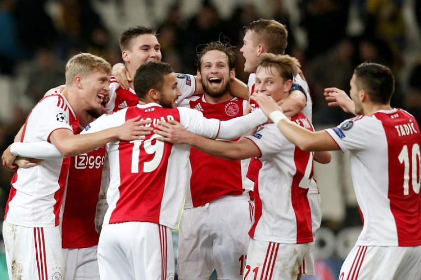 Ajax are sitting on a fortune as an exciting new generation of players attract attention from across Europe by proving their worth in the Champions League.