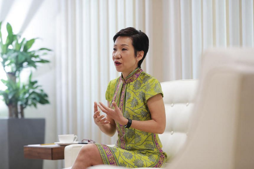 """Referring to the two countries as twins, Minister for Culture, Community and Youth Grace Fu said Singapore wants to continue and protect this """"brotherly relationship"""" and hopes the relationship can be put back on the right trajectory."""