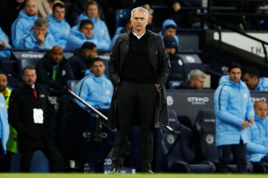 Jose Mourinho's comments appear to be aimed at Manchester City, who are the subject of an ongoing investigation by European football's governing body into alleged Financial Fair Play breaches.
