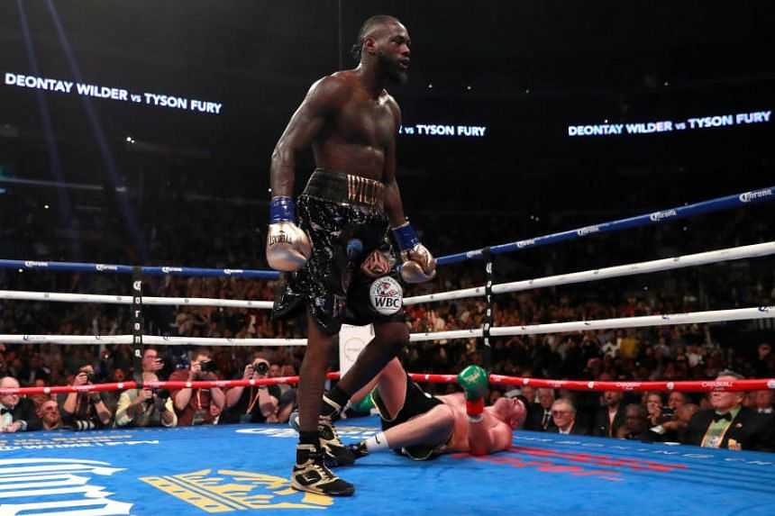 Both fighters have spoken about their desire for a rematch after fighting to a draw in Los Angeles on Dec 2, 2018.