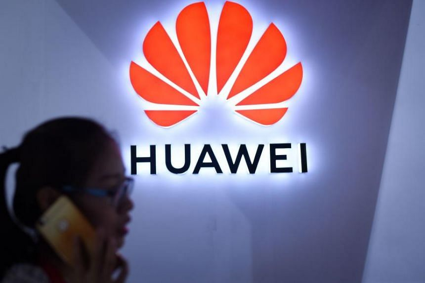 Skycom was part of Huawei's company in Iran that worked on a contract with mobile operator MTN Irancell Telecommunications Services Co, according to a former employee.