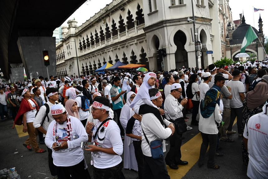 First proposed as a mass protest against a UN anti-discrimination pact, the event is now going ahead as a thanksgiving rally after the Malaysian government backtracked from plans to ratify the agreement.