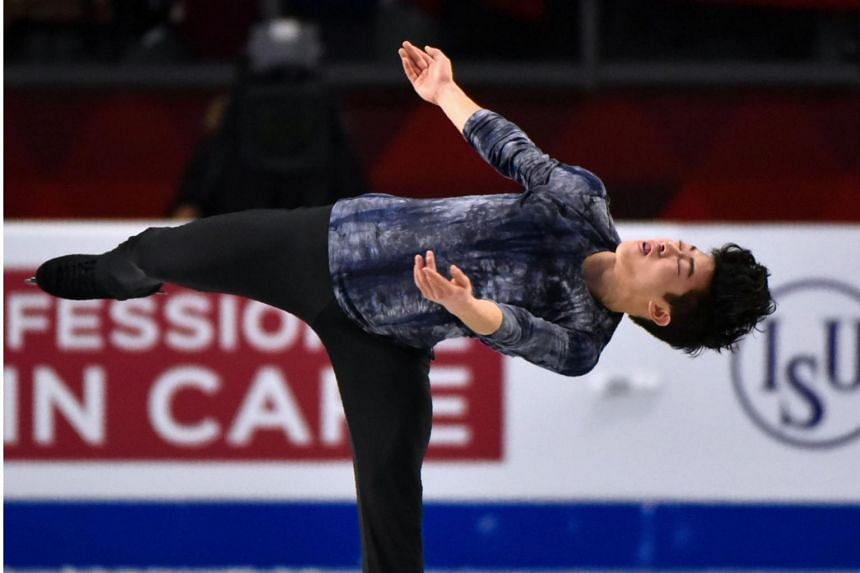 Despite a less-than-perfect free skate, Nathan Chen posted a total 282.42 points to beat runner-up Shoma Uno who finished with 275.10.