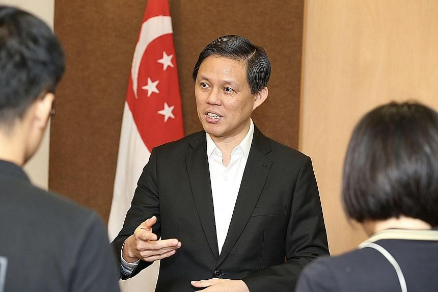 Trade and Industry Minister Chan Chun Sing says that the latest disputes are unnecessary, unhelpful and unproductive, and he hopes that younger Malaysian leaders still believe in working together with their Singapore counterparts.