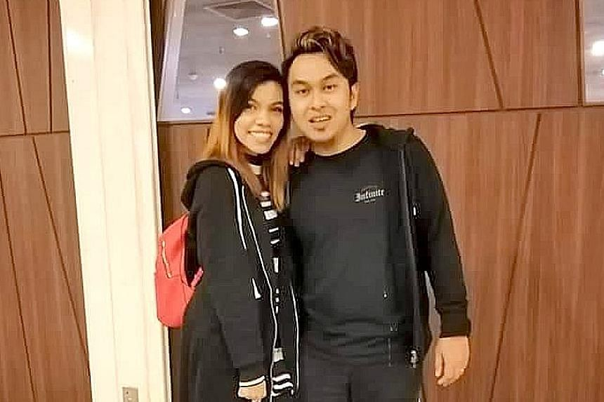 Ms Serina Mat Idris and her husband Ahmad Sumidja were on their way to Genting to celebrate their third wedding anniversary when the tour bus they were in reportedly hit a stationary lorry.