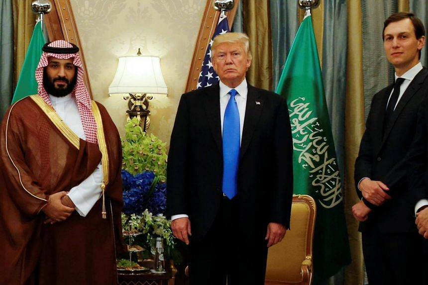 Mr Jared Kushner's support for Crown Prince Mohammed has helped draw US President Donald Trump into an embrace of Saudi Arabia as one of his most important international allies.