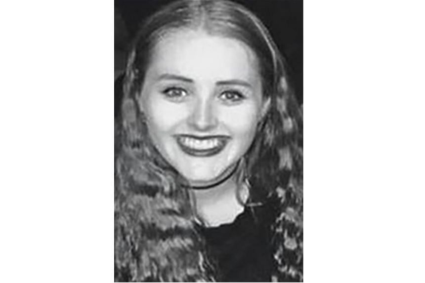 Grace Millane, 22, was last seen a week ago entering an inner-city hotel in Auckland with a man.