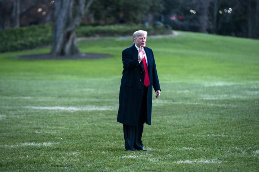US President Donald Trump took to Twitter to address the multiple court filings that dropped on Friday in connection with special counsel Robert Mueller's sweeping investigation into Russian meddling in the 2016 election.