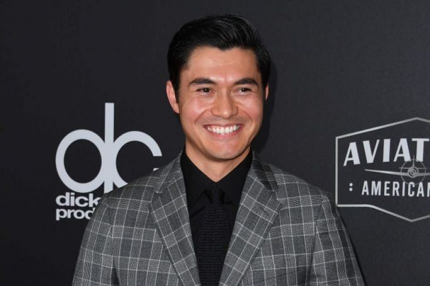 Henry Golding attends the 22nd Annual Hollywood Film Awards at The Beverly Hilton Hotel on Nov 4, 2018.