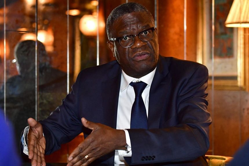 """Known as """"Doctor Miracle"""", 2018 Nobel Peace laureate Mukwege has treated thousands of women and girls brutalised in the country's lacerating conflicts."""