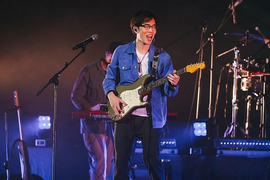 Charlie Lim showed how far artists from the home-grown indie scene have come with his impressive concert.