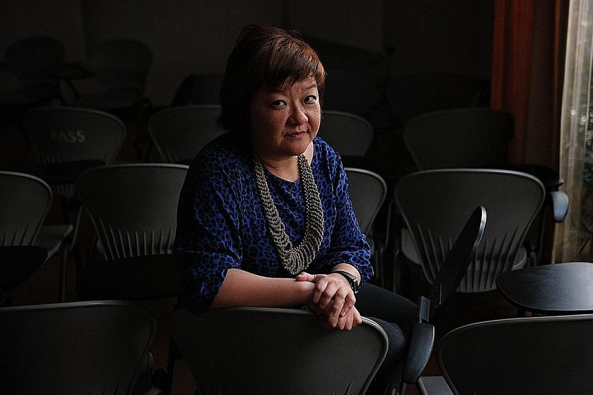 """Film is a great teaching tool as """"the first language every one of us learns is visual"""", says Ms Jasmine Ng Kin Kia, associate producer of the documentary Shirkers."""