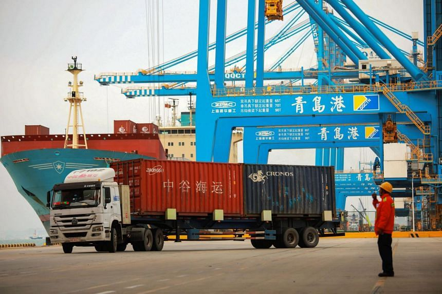 Exports in dollar terms rose 5.4 per cent in November, the customs administration said, missing estimates.