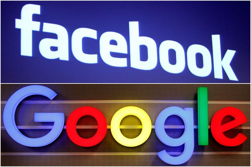 Facebook and Google had no immediate response, although both firms say they are committed to tackling the spread of fake news.