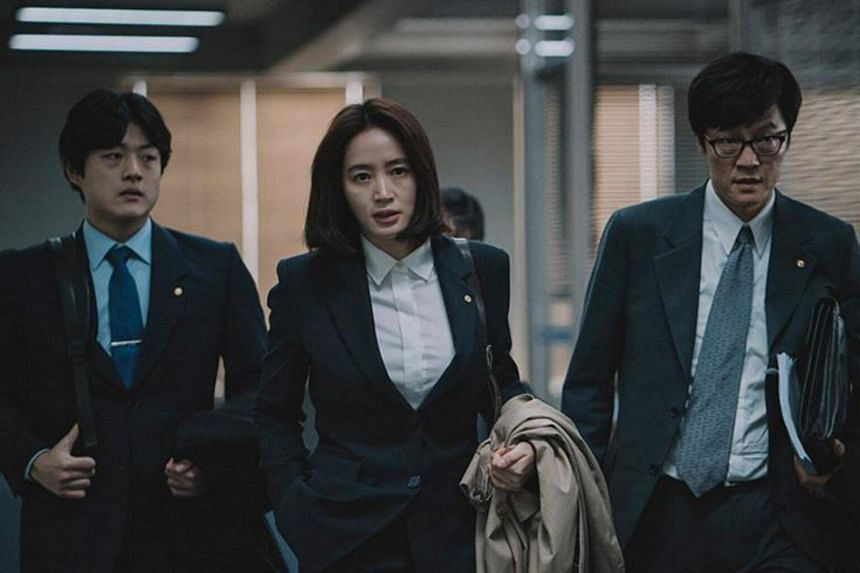 Apart from being the producer of Default, Spackman invested 10 per cent of the film's estimated 9.7 billion won (S$11.9 million) total production budget.