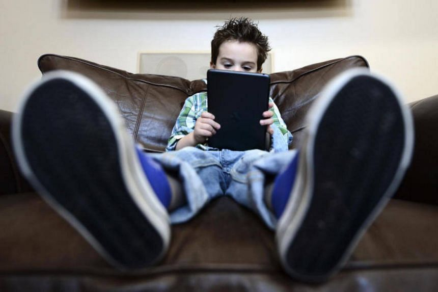 The study shows that nine and 10-year-old kids spending more than seven hours a day on such devices show signs of premature thinning of the cortex.