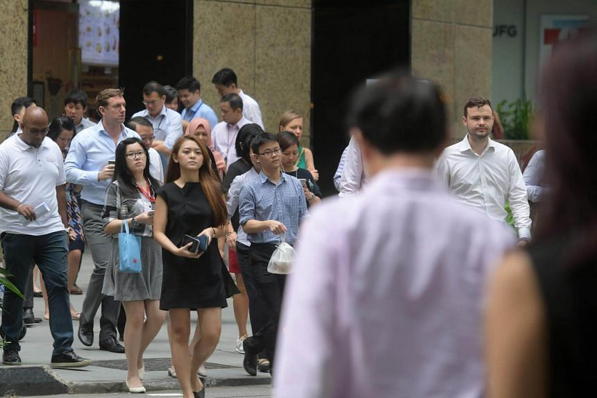 Recruitment firm Monster.com noted in October that 79 per cent of Singaporean survey respondents said they would consider a job outside their field of study.