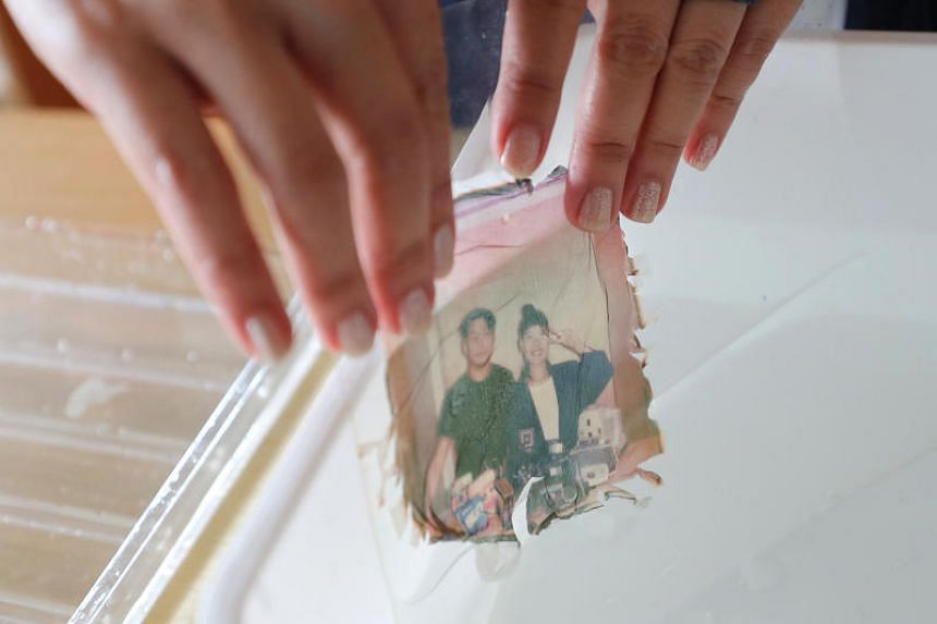 Multidisciplinary artist Noreen Loh offers step-by-step instructions on how to perform a Polaroid emulsion lift.
