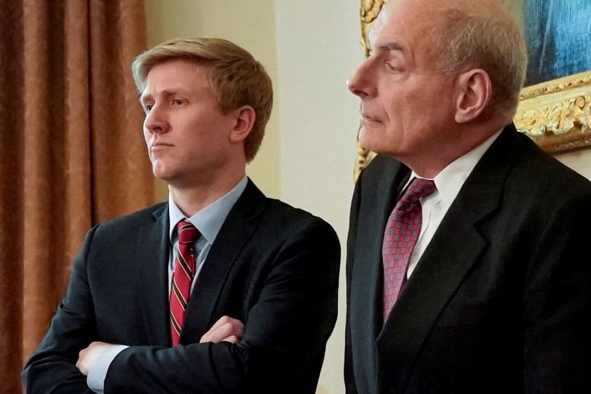 """Mr Nick Ayers was """"sceptical"""" over taking the position because of the rocky tenures of outgoing chief of staff John Kelly and his predecessor, according to sources cited by The Washington Post."""