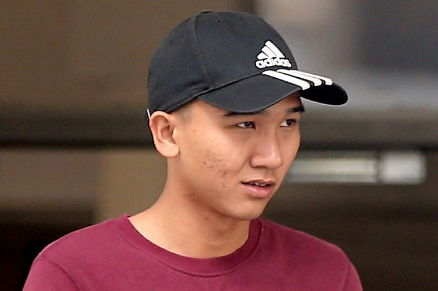 Full-time national serviceman Chionh Ze Xing pleaded guilty in September 2018 to two counts of assault.
