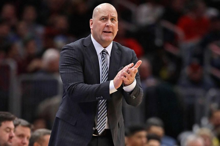Chicago Bulls coach Jim Boylen made five-player substitutions in a historic loss against the Boston Celtics.