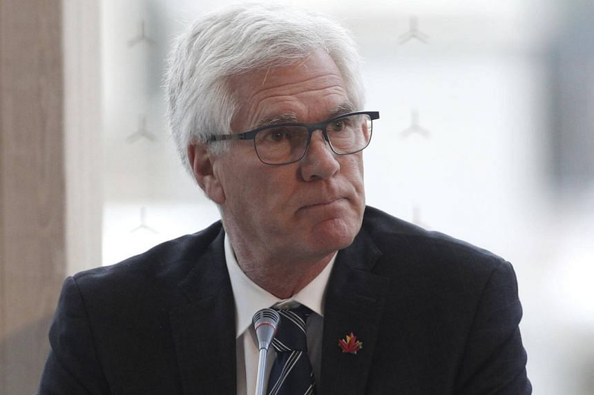 Canada's Trade Minister Jim Carr sought to play down a developing rift between China and Canada in an interview at his Ottawa office.