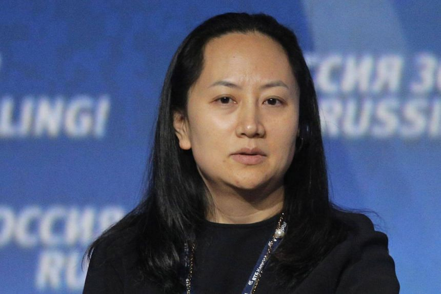 Huawei CFO Meng Wanzhou was detained Dec 1 in Canada at the request of the US on charges that she conspired to defraud banks.