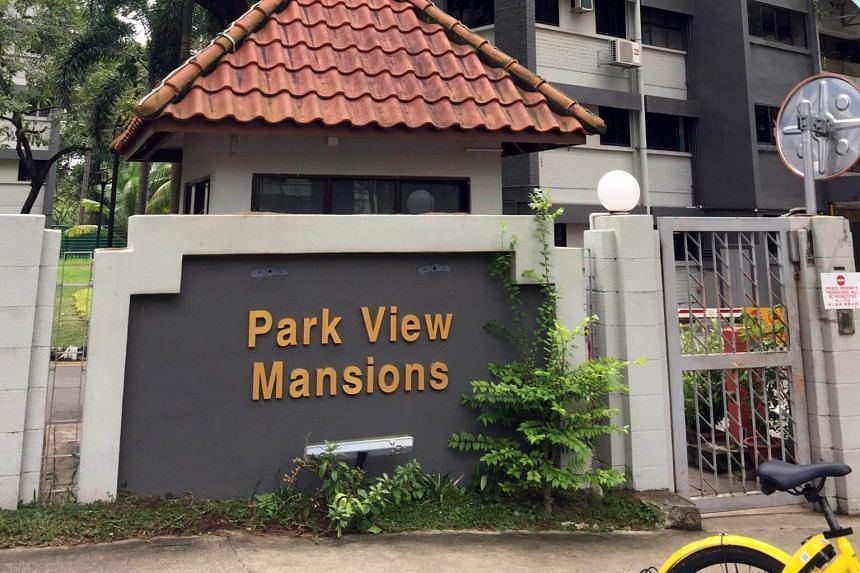 Owners at the 160-unit Park View Mansions could net between $1.44 million and $1.6 million should the sale go through.