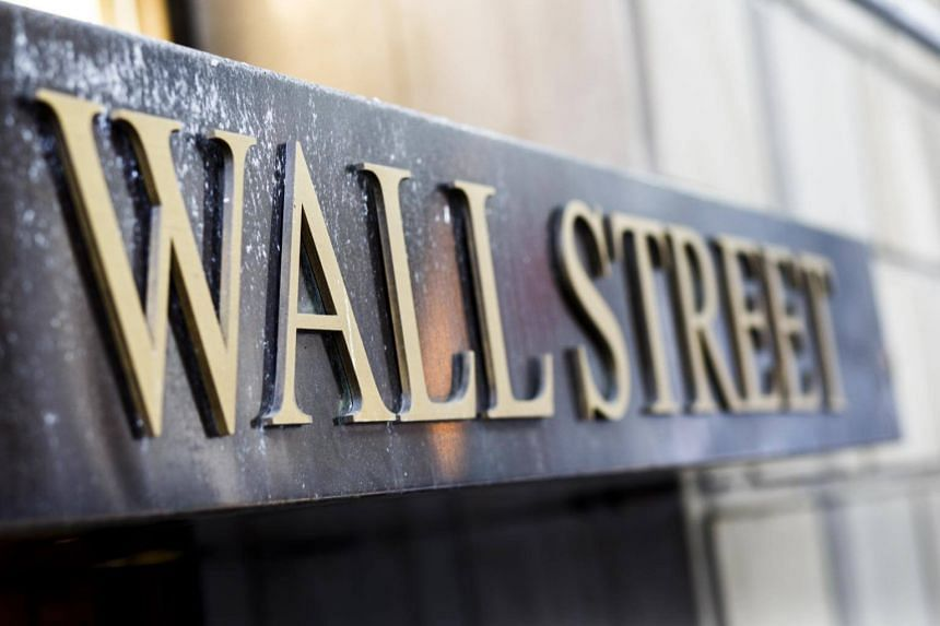 The Dow Jones Industrial Average ended at 24,423.26, up 0.1 per cent, after recovering from a slide of more than two per cent or 500 points earlier in the session.