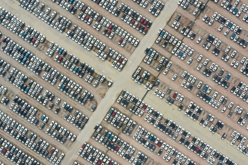 China Move to Cut Duties on U.S. Imports Lifts Auto Stocks