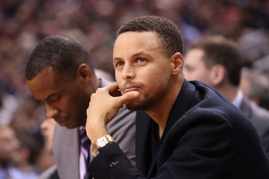 Stephen Curry said as a guest on a podcast that he did not believe the US had landed on the moon, leading to a short discussion of some of the more popular conspiracy theories.