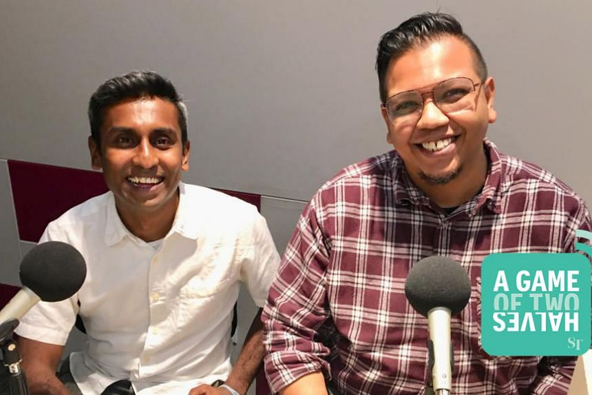 In this podcast episode of A Game Of Two Halves, The Straits Times' sports journalists Sazali Abdul Aziz and Shamir Osman chat about racism and running.