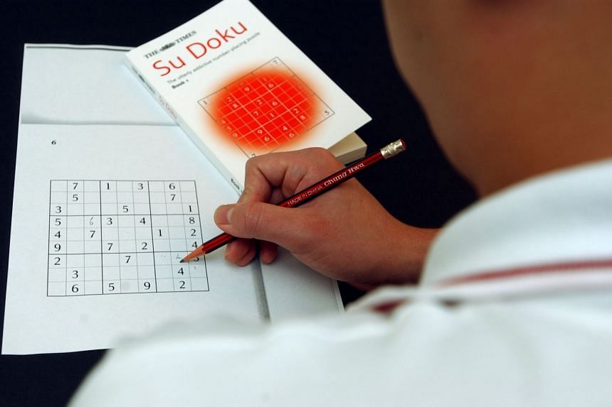 Brain puzzles like Sudoku can increase cognitive abilities, but do not prevent mental decline, a British study found.