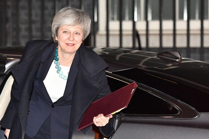 British Prime Minister Theresa May will first go to The Hague for talks with Dutch Prime Minister Mark Rutte before meeting Germany's Angela Merkel in Berlin.