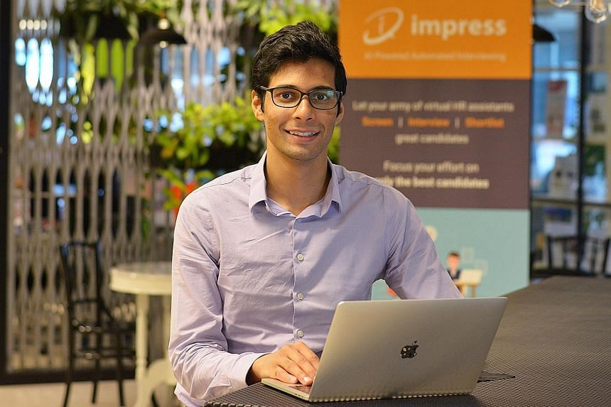 Impress.AI co-founder Sudhanshu Ahuja remains optimistic about using artificial intelligence (AI) in recruitment despite recent setbacks, with e-commerce giant Amazon ditching its AI recruiting tool. His firm's software does not base recruitment deci
