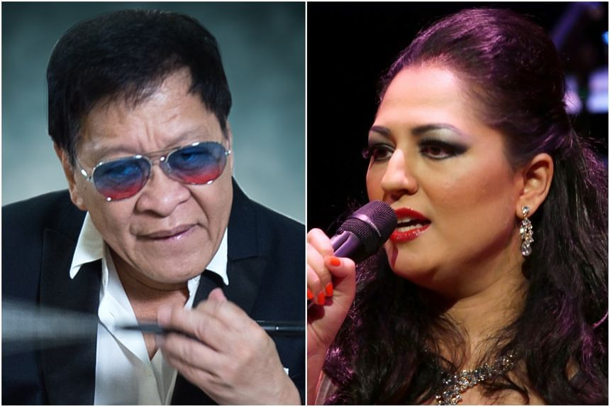 Powerhouse vocalist Alemay Fernandez and jazz legend Louis Soliano will be joining Jeremy Monteiro's Jazzy Christmas series.