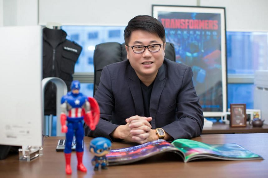Cityneon group chief executive Ron Tan (pictured)  and Hong Kong entrepreneur and investor Johnson Ko Chun Shun are buying out the rest of Cityneon's shares to take the company private.