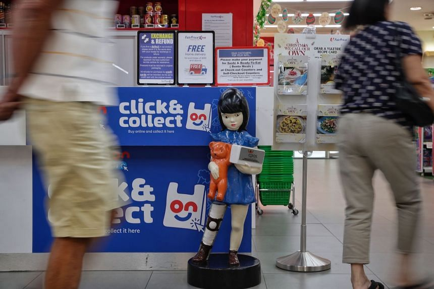 There are more than 30 of the Suzy doll, an iconic donation box by the Cerebral Palsy Alliance of Singapore, at places including NTUC FairPrice branches and Subway outlets. The charity plans to place 30 more dolls islandwide.